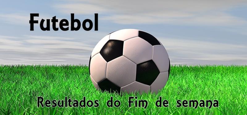 Futebol Resultados Do Fim De Semana
