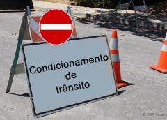 Sintra | Condicionamento de trânsito no Sabugo