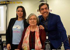 Alice Vieira – 75 anos comemorados na Casa da Imprensa com apresentação de Livro e com muitos amigos  [Imagens]