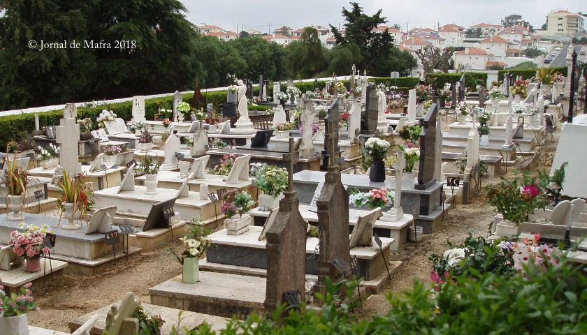 cemitério de mafra