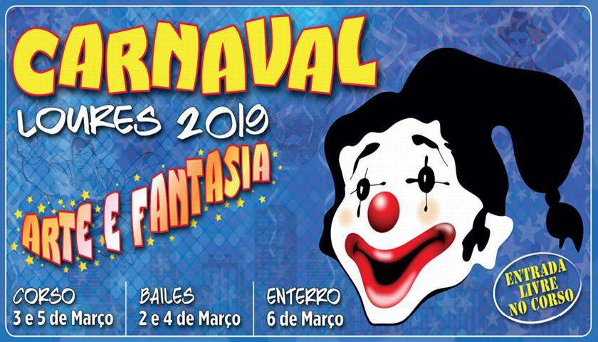 Resultado de imagem para loures 2019 carnaval