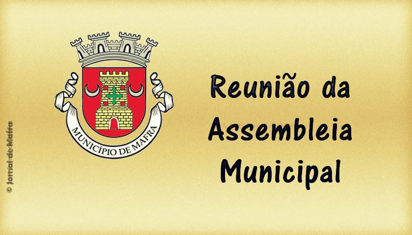 assembleia municipal de mafra