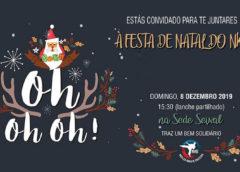 Amanhã é dia de festa da Natal do Núcleo de Karaté da Ericeira