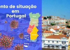 Covid-19 | Ponto de situação atual em Portugal: 3.203 novos casos e 15 óbitos nas últimas 24h